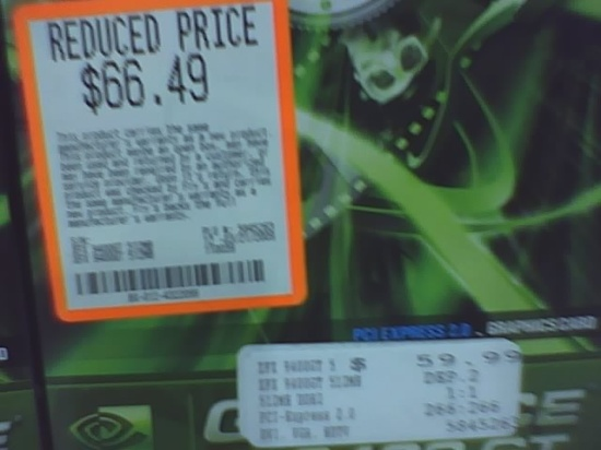 Frys Pricing